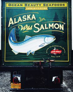 A look into eating wild Copper River Salmon, the fisherman, and Cordova, Alaska, part of the Copper River Delta. A sustainable fishing story. Cordova Alaska, Copper River Salmon, Gulf Of Alaska, Deep Meaning, Truck Art, North Coast, Meant To Be, Recipies, Quilt