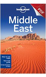 eBook Travel Guides and PDF Chapters from Lonely Planet: Middle East - Jordan (PDF Chapter) Lonely Planet
