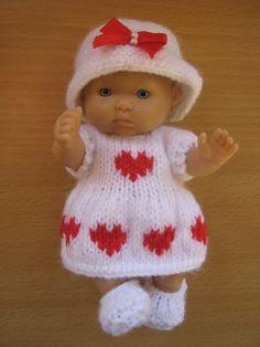 Diy Dollhouse, Knits, Elf, Doll Clothes, Knitting Patterns, Dolls, Holiday Decor, Crochet, La Perla Lingerie