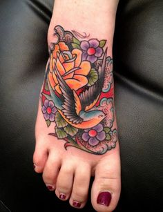 I'm going for this kind of a look with my colors & flower for my wrist piece
