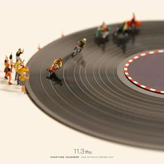 Everyday Miniature life – Feel Desain