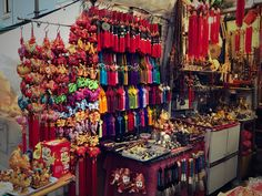 China street # colourful Chinese sovereign