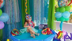 little Mermaid Birthday Party Ideas   Photo 4 of 13