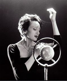 Edith Piaf - Non, je ne regrette rien &SiyahBeyazGüzeldir & #BeautifulBlackAndWhite