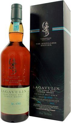 Lagavulin 16 Distillers Edition 2013...this looks amazing!