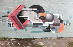 roids msk graffiti