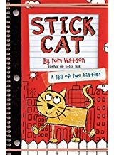 Stick Cat : a tail of two kitties / by Tom Watson ; illustrations by Ethan Long. Stick Cat and his best friend Edith must rescue a man in the building next door. Find under jSeries: Stick Cat Stick Figure Drawing, Figure Drawings, Wimpy Kid Books, Dog Books, Kids Book Series, Jeff Kinney, Reluctant Readers, Songs To Sing, Stick Figures