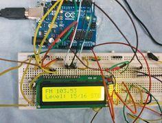 Arduino-Based FM Receiver