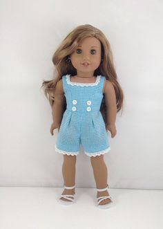 American Doll Clothes, Ag Doll Clothes, Doll Clothes Patterns, Clothing Patterns, American Dolls, Doll Patterns, Clothing Ideas, American Girl, Girl Dolls