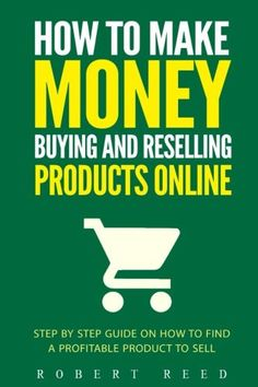 How To Make Money Buying And Reselling Products Online: Step by Step Guide on How To Find A Profitable Product To Sell Affiliate Marketing, Marketing Program, Surveys For Cash, Take Surveys, Work From Home Jobs, Make Money From Home, How To Make Money, Earn Money Online, Online Jobs