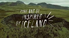 Come and be Inspired by Iceland - Vulak reiser