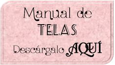 Manual telas Diy Clothes, Textiles, Sewing, Crafts, Crochet, Amor, Home, Sewing Hacks, Learn To Sew