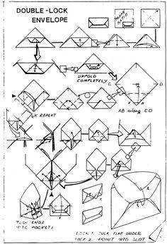 Double-Lock Envelope – David Petty