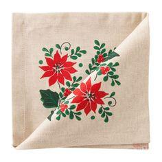 perfect christmas napkins from zara