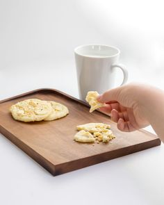 Serving Tray / Cutting Board Handmade from Finest by RawOriginals