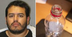 Man Caught for Ejaculating Into Female Colleague's Water Bottle and Computer Keyboard