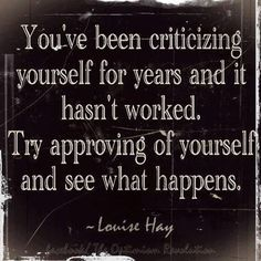 Louise Hay always has such great positive self affirmations. Great Quotes, Quotes To Live By, Me Quotes, Motivational Quotes, Inspirational Quotes, 2017 Quotes, Funky Quotes, Worth Quotes, Uplifting Quotes