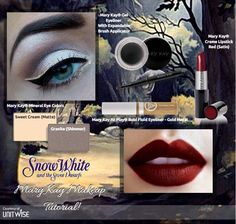 Disney Princess Snow White inspired Mary Kay Look! http://www.marykay.com/ravant1 Call or text 202-213-5938