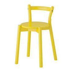 IKEA PS 2012 Tabouret - jaune - IKEA