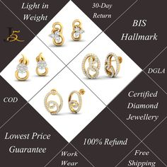 What you are waiting for ? Grab our new additions - Gold is at low - We give lowest price guarantee on certified diamond jewellery - https://jewels5.com  ‪#‎diamondjewellery‬ ‪#‎newcollection‬ ‪#‎lowestprice‬ ‪#‎lightweight‬ ‪#‎freeshipping‬ ‪#‎30daysreturn‬ ‪#‎lifetimeguarantee‬ ‪#‎certifiedjewellery‬ ‪#‎cashbackguarantee‬ ‪#‎diamondearrings‬ ‪#‎diamondrings‬ ‪#‎diamondnosepins‬ ‪#‎diamondpendants‬ ‪#‎diamondbangles‬ ‪#‎diamondmangalsutras‬ ‪#‎diamondbracelates‬ ‪#‎sale‬…
