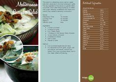 Mediterranian Cucumber Salad -- -- >  http://vegetarianbody.com/wp-content/uploads/recipe-volume-1.pdf