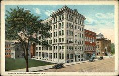 Banner Building • Greensboro, North Carolina