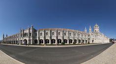 360º Virtual Visit to Mosteiro dos Jerónimos, Portugal - via www.visitasvirtuais.com