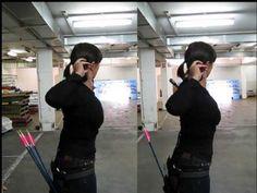 Archery Tips: Good back vs bad back