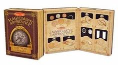 Melissa and Doug - Magician's Apprentice Coin Tricks Unrolled 16 Professional Coin Tricks Ages 8+