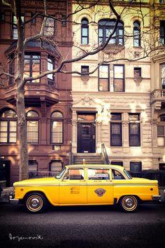 NYC Vintage Cab
