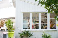 fjeldborg_utestue_120829-_DSC7715 Interior Architecture, Interior And Exterior, Garden Park, Outdoor Spaces, Outdoor Decor, Backyard, Patio, Beautiful Interiors, Shed