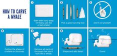 ivory soap carving instructions - Google Search