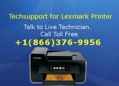 Dial 1-866-376-9956 Lexmark Printer Customer Service . We provide world level best Lexmark printer support, printer software updation, drivers download support through our tech support helpline.   if you have want to get more enquiry then visit our url:- http://bit.ly/2uiB1Lm