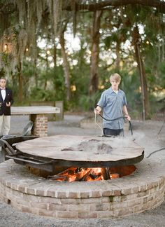 oyster roast | Kay English #wedding