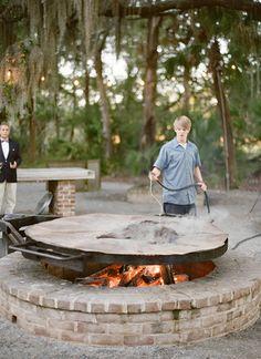 oyster roast   Kay English #wedding