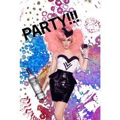party!!! Adore Delano ♡