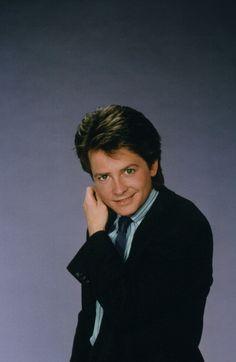 Michael J Fox as Alex P Keaton Photo by Tony Costa/NBCU Photo Bank