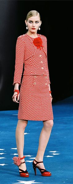 Chanel Spring-summer 2008 - Ready-to-Wear - http://www.orientpalms.com/chanel,432