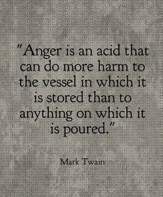 quotes about letting go of anger - Google Search