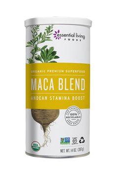 Essential Living Foods Organic Maca Blend