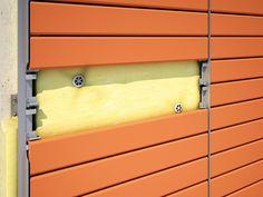Ventilated facade MAESTRAL by SanMarco – Terreal Italia