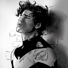 Nightwing by Travis G MooreYou can find Nightwing and more on our website.Nightwing by Travis G Moore Damian Wayne, Character Drawing, Comic Character, Batgirl, Catwoman, Comic Books Art, Comic Art, Richard Grayson, Univers Dc