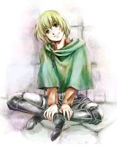 Armin Arlert - Attack on Titan