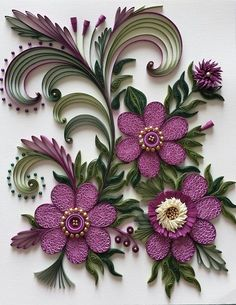 Pin by Rebecca Vessels on Quilling - Flowers 3 Paper quilling designs, Paper quilling flowers, Neli quilling в Яндекс. Neli Quilling, Quilled Roses, Quilling Work, Paper Quilling Flowers, Paper Quilling Patterns, Origami And Quilling, Quilled Paper Art, Quilling Earrings, Quilling Paper Craft