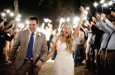 30 Wedding Send-offs and Exits
