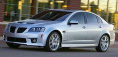 2009 Pontiac G-8 Luxury Sports Sedan