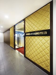 Indosurya International Holdings offices by green, Singapore » Retail Design Blog