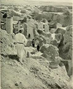 Ruins of Babylon in 1900 by Eva0707