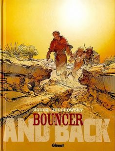 Bouncer -9- And back  -  2013