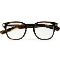 Oliver Peoples 25th Anniversary Square-Frame Optical Glasses | MR PORTER